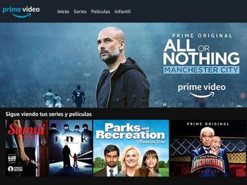 Amazon Prime Video agrega compra y renta de películas en México