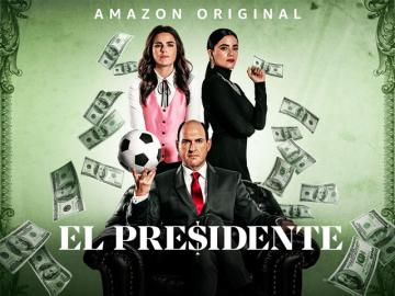 "Amazon Prime Video lanza el tráiler oficial de ""El presidente"""