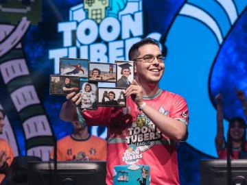 Cartoon Network con record en su primera transmisión de Toontubers League