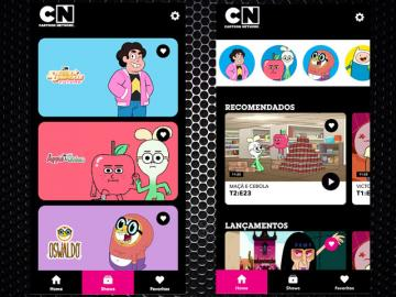 Cartoon Network lanza nueva plataforma de video