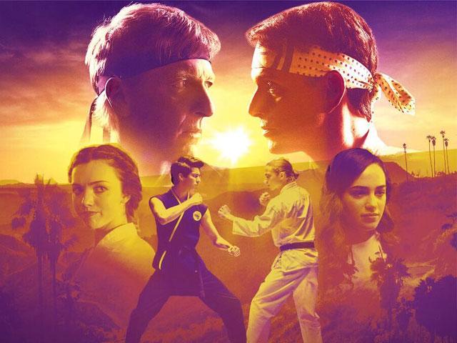 """Cobra Kai"""" se ha convertido en los originales más populares de Netflix -  OTT   Plataformas.News"""