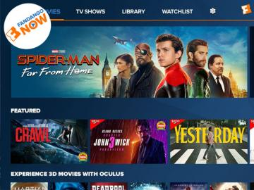 El servicio streaming de Fandango llega a Amazon Fire TV