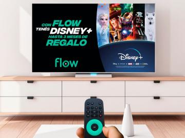 Flow integra a Disney+