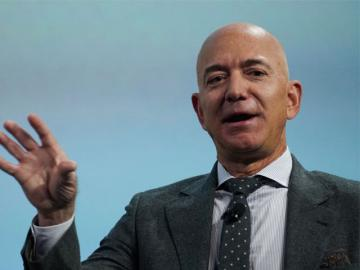 Jeff Bezos dejará de ser CEO de Amazon