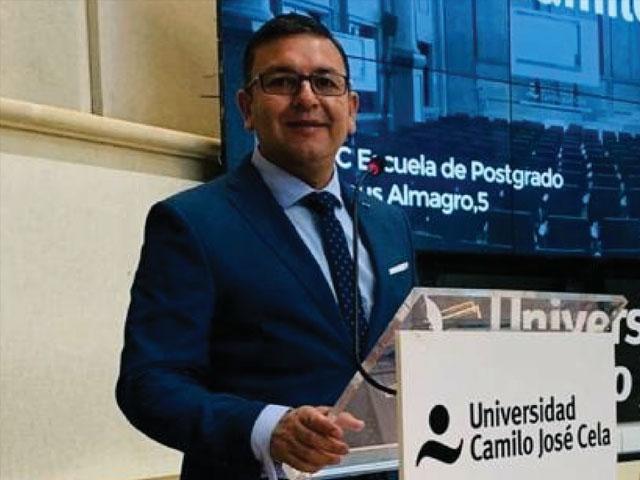 Ricardo Barreto asume como nuevo presidente de CERTAL Paraguay - Regulación  | Plataformas.News