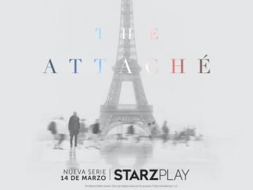 Starzplay estrena 'The Attaché' en múltiples territorios globales
